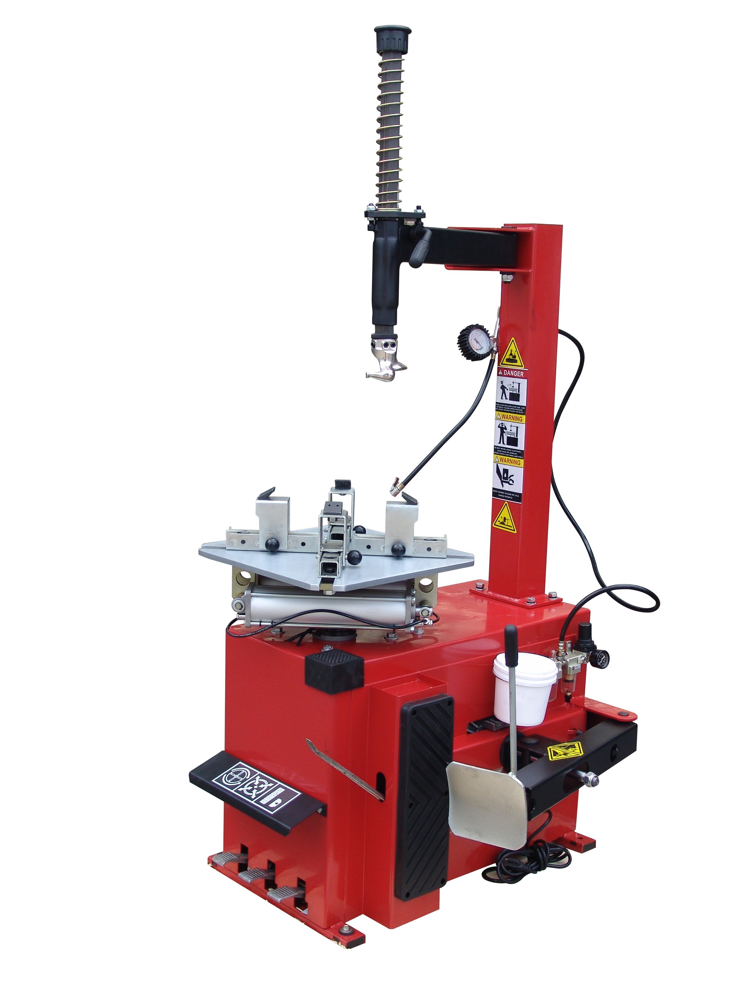 Automatic Change Machine ~ Motorcycle equipment lifting table
