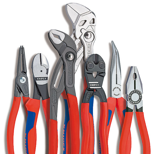 knipex pliers knipex pliers cutters waterpump pliers. Black Bedroom Furniture Sets. Home Design Ideas